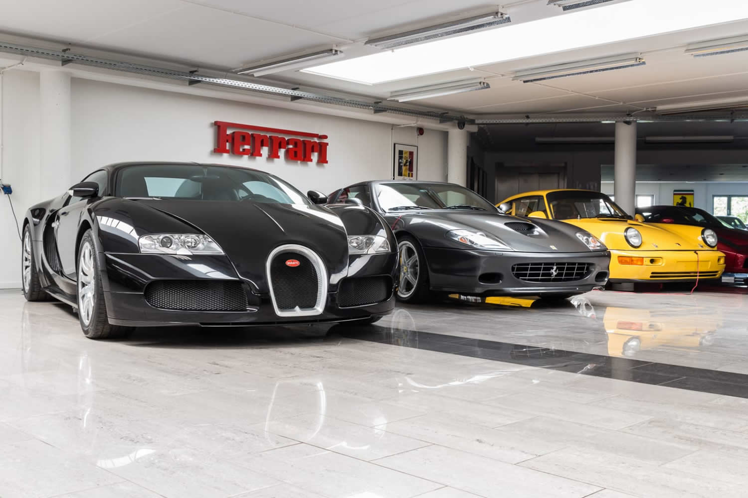 Our exceptional cars